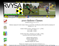 Roanoke Valley Youth Soccer Association